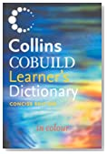 Collins Cobuild Learner's Dictionary (Collins Cobuild) (ペーパーバック)