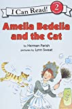 「Amelia Bedelia and the Cat (I Can Read Level 2)」のサムネイル画像