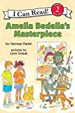 「Amelia Bedelia's Masterpiece (I Can Read Level 2)」のサムネイル画像