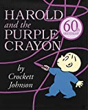 「Harold and the Purple Crayon (Purple Crayon Books)」のサムネイル画像
