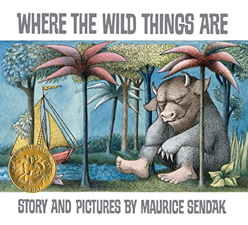 Where the Wild Things Are (Caldecott Collection) Maurice Sendak (著)
