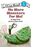No More Monsters for Me! 1470語