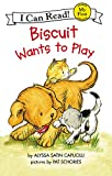Biscuit Wants to Play 117語
