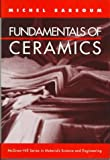 Fundamentals of Ceramics (MCGRAW HILL SERIES IN MATERIALS SCIENCE AND ENGINEERING)by Stephen P. Timoshenko, J. Gereby Victor L. Streeter, E. Benjamin Wylieby Warren Young, Richard Budynas