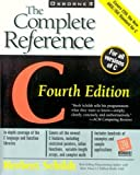 C: The Complete Reference (Osborne Complete Reference Series)