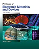 Principles of Electronic Materials and Devicesby Stephen P. Timoshenko, J. Gereby William F. Smith, Javad Hashemi