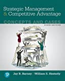 「Strategic Management and Competitive Advantage: Concepts and Cases (6th Edition)」のサムネイル画像