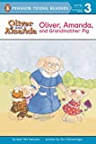 Oliver, Amanda, and Grandmother Pig 1766語