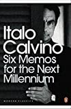 「Six Memos for the Next Millennium (Penguin Modern Classics)」のサムネイル画像