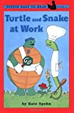 Turtle and Snake at Work 130語