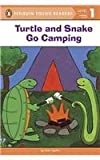 Turtle and Snake Go Camping 80語