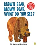 「Brown Bear, Brown Bear, What Do You See?: With Audio Read by Eric Carle (Book & CD)」のサムネイル画像