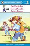 Get Ready for Second Grade, Amber Brown 1479語