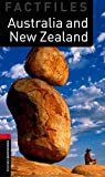 「Australia and New Zealand: Stage 3 (Oxford Bookworms Library, Factfiles)」のサムネイル画像
