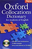 「Oxford Collocations Dictionary For Students of English (Book & CD)」のサムネイル画像