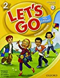 Lets Go 4th Edition Level 2 Student Book with Audio CD Pack (Let's Go)by R. Nakata, K. Frazier, B. Hoskins, C. Graham