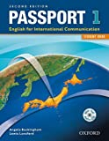 「Passport Second Edition Level 1 Student Book with CD」のサムネイル画像