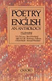 「Poetry in English: An Anthology」のサムネイル画像