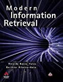 Amazon - 洋書: Modern Information Retrieval (Acm Press Series)