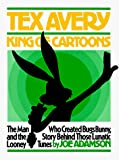 洋書『Tex Avery: King of Cartoons』