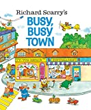 Richard Scarry\'s Busy, Busy Town (A Golden Look-Look Book)