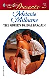 The Greek's Bridal Bargain (Harlequin Presents)