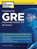 「Cracking the GRE Psychology Subject Test, 8th Edition (Graduate School Test Preparation)」のサムネイル画像