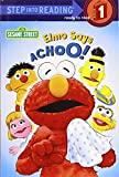 Elmo Says Achoo! 133語