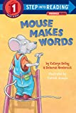 Mouse Makes Words: A Phonics Reader 224語