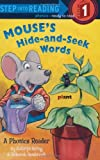 Mouses Hide-and-Seek Words  A Phonics Header 170語