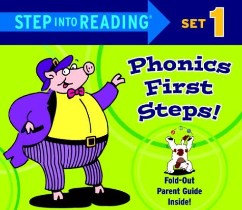 Step into Reading Phonics First Steps: Set 1 779語