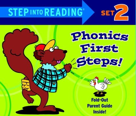 Step into Reading Phonics First Steps: Set 2 1150語