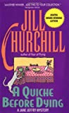 A Quiche Before Dying (Jane Jeffry Mysteries (Paperback))