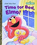 「Time for Bed, Elmo! (Sesame Street) (Little Golden Book)」のサムネイル画像