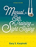 「Manual for Ear Training and Sight Singing」のサムネイル画像