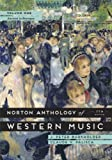 「Norton Anthology of Western Music: Ancient to Baroque」のサムネイル画像