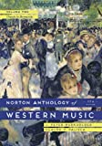 「The Norton Anthology of Western Music: Classic to Romantic」のサムネイル画像