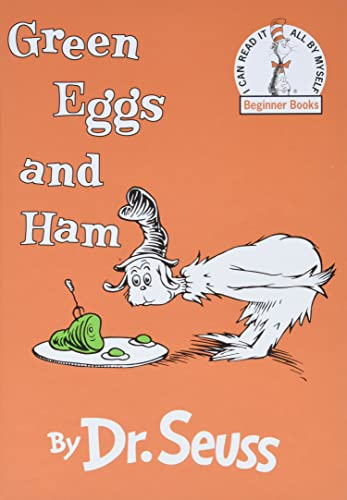 Green Eggs and Ham (I Can Read It All by Myself Beginner Books (Hardcover))<br />Dr. Seuss (著)
