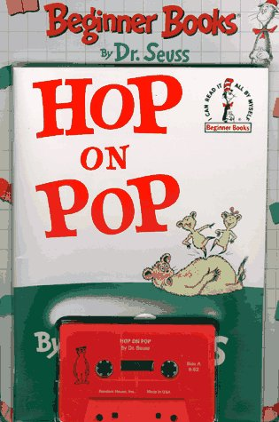 Hop on Pop (Beginner Book & Cassette Library/1-Audio Cassette) Dr. Seuss (著)