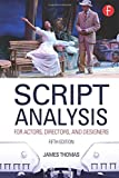 「Script Analysis for Actors, Directors, and Designers」のサムネイル画像
