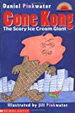 Cone Kong The Scary Ice Crearm Giant 585語