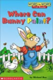 Where Can Bunny Paint? 33語