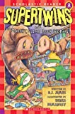 Supertwins and the Sneaky, Slimy Book Worms 600語