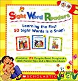 Sight Word Readers 各30語前後