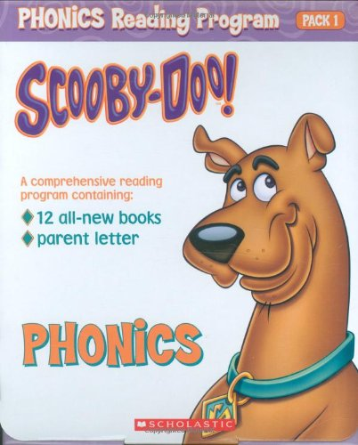 Scooby-Doo! Phonics 1 1782語