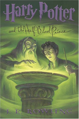 Harry Potter and the Half-Blood Prince (Harry Potter 6) (US) J.K. Rowling