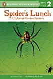 Spider's Lunch: All About Garden Spiders 386語