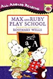 Max and Ruby Play School 184語
