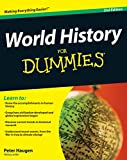 「World History For Dummies (For Dummies Series)」のサムネイル画像