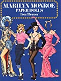 Marilyn Monroe Paper Dolls (Famous Americans)